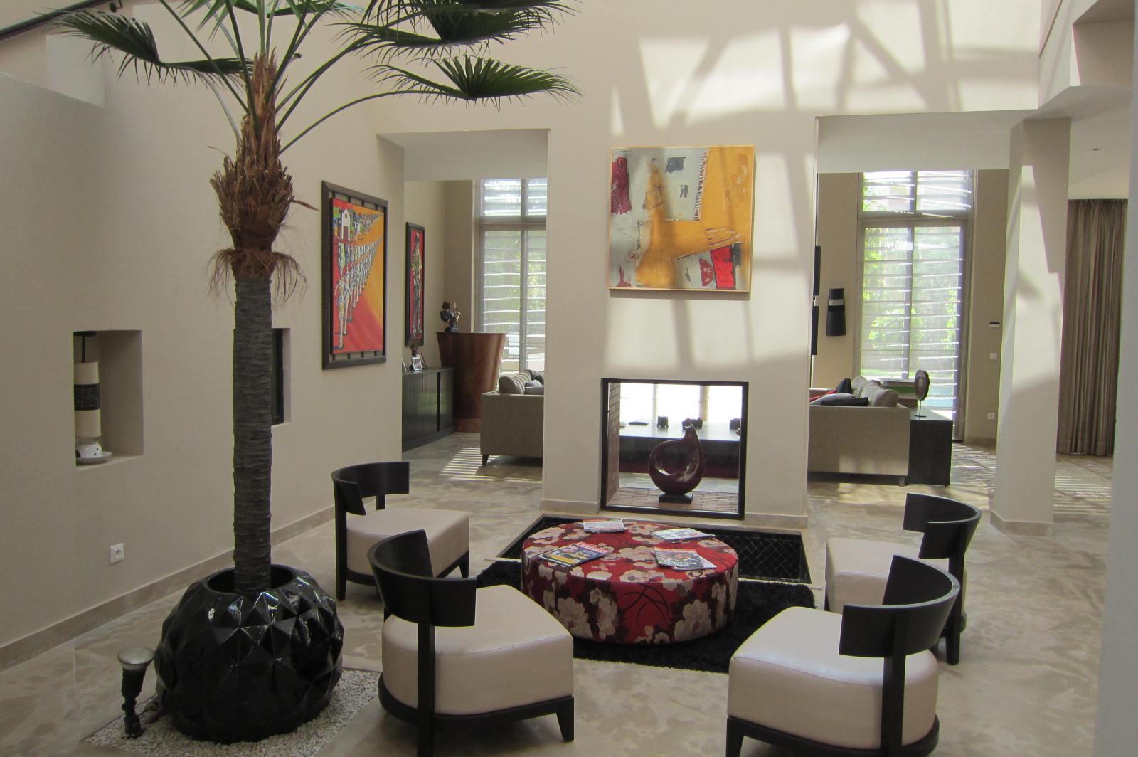 Location charmante villa ryad Golf Al-madeen